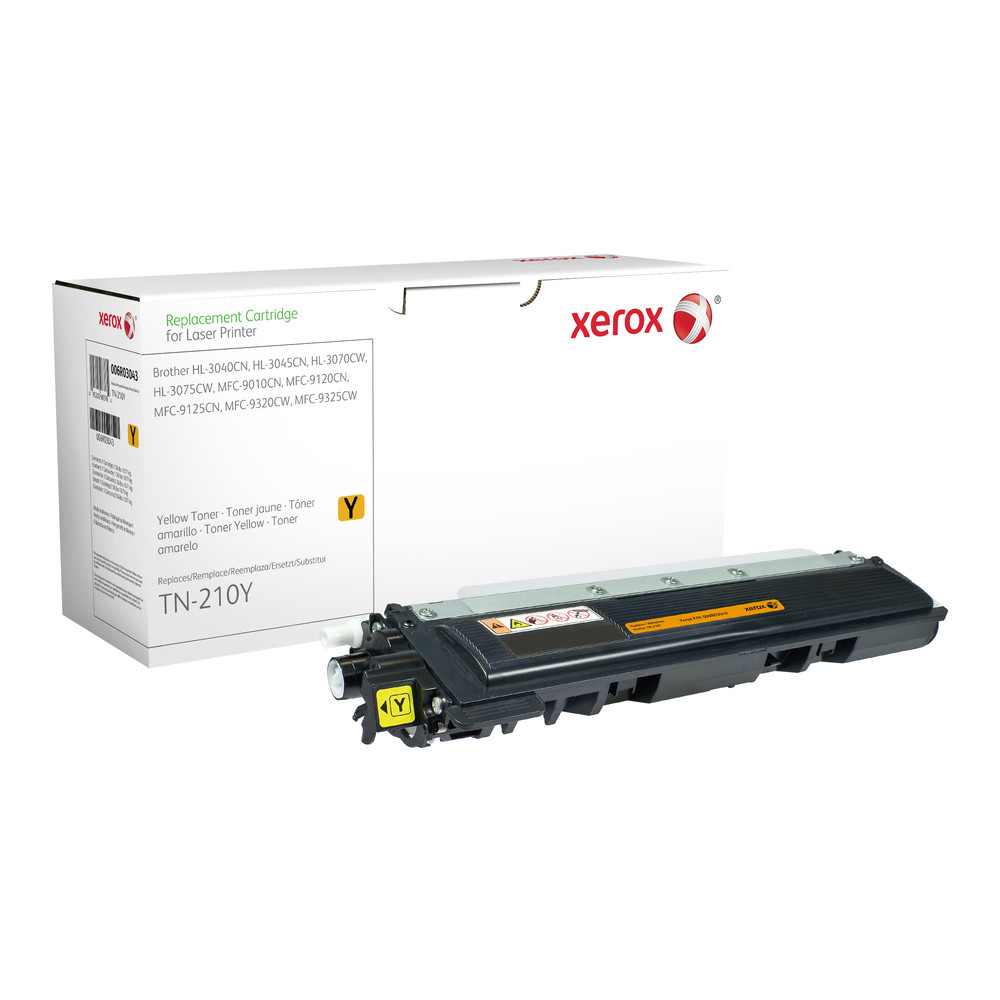 XEROX COLOR TONER F. BROTHER TN230 Y
