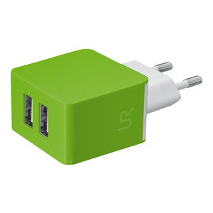 TRUST Dual Wall Charger