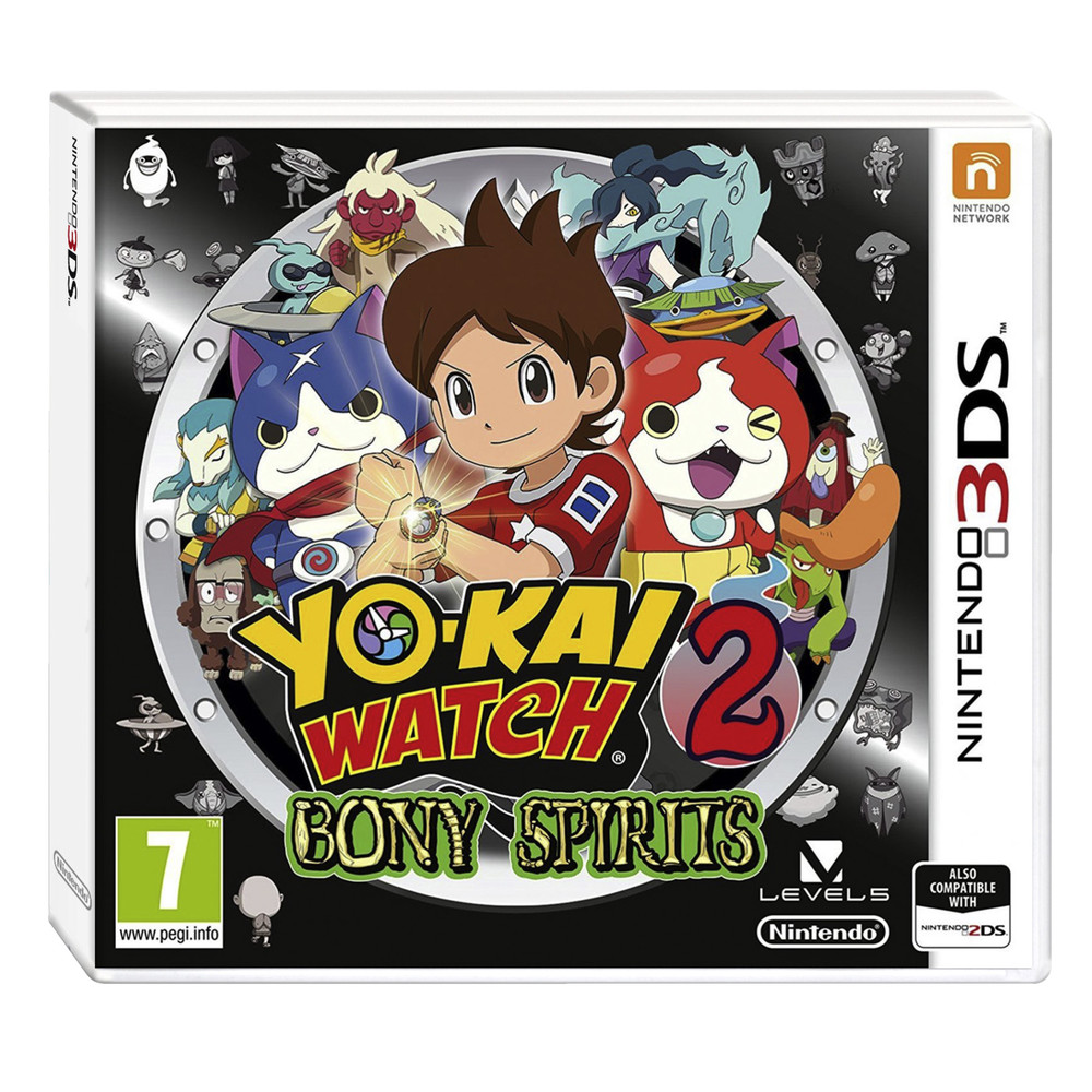 Yo-Kai Watch 2: Knochige Gespenster (Version F)