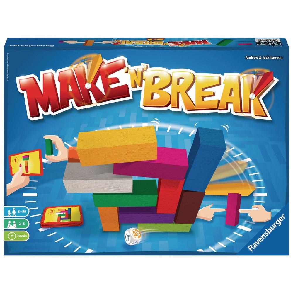 RAVENSBURGER Make 'n' Break 2017