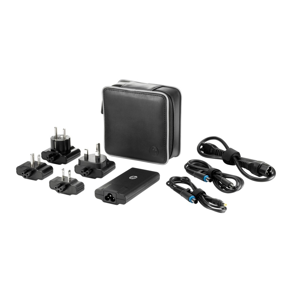 HP Smart Travel Portable AC Adapter