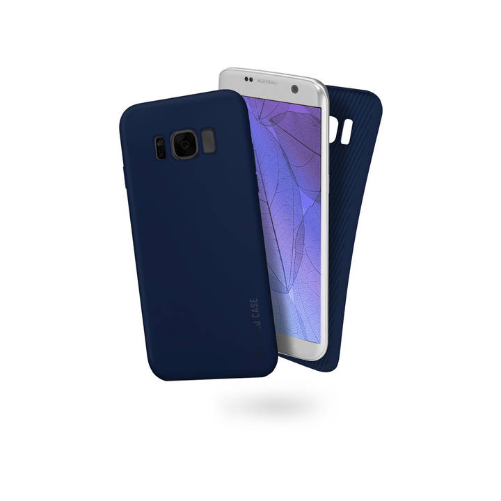 SBS Cover Polo pour Galaxy S8 Bleu