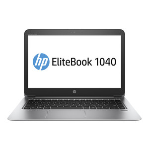 "HP EliteBook 1040 G3, 14"", i7, 8 GB RAM, 512 GB SSD"