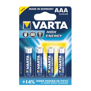 VARTA High Energy Batterien