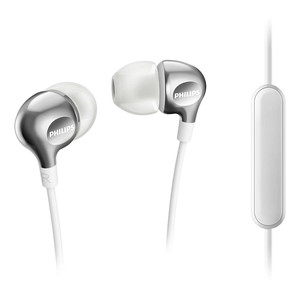 PHILIPS In-Ear Kopfhörer SHE3705WT/00 White