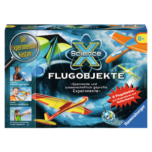 RAVENSBURGER ScienceX Flugobjekte