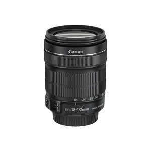 CANON EF-S 18 - 135 mm f/3,5 - 5,6 IS STM