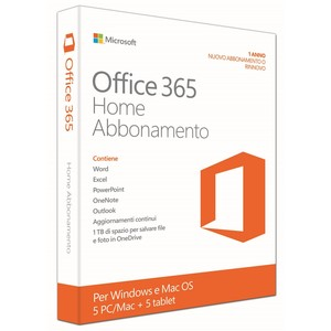 MICROSOFT Office 365 Home Box IT