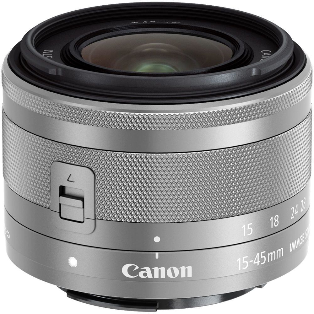 CANON EF-M 15 mm -45 mm F/3.5-6.3