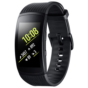 SAMSUNG Activity-Tracker Gear Fit 2 Pro Black S