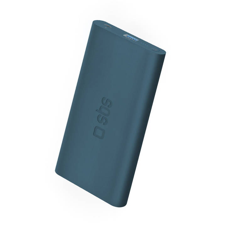 SBS Powerbank 5000 mAh, Blue