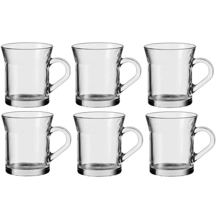 Montana Teetasse 6er Set Java Volumen: 3