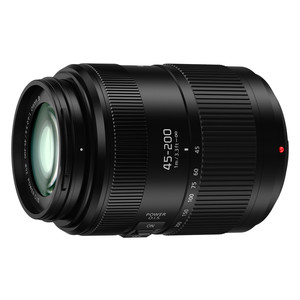 PANASONIC Lumix G 45 mm - 200 mm f4,0-5,6