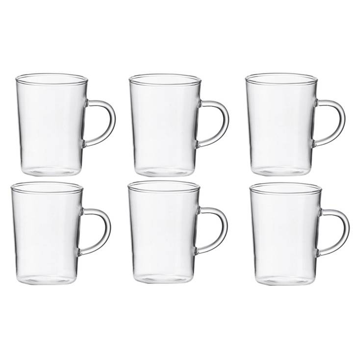 Montana Teetasse 6er Set Uno Volumen: 28