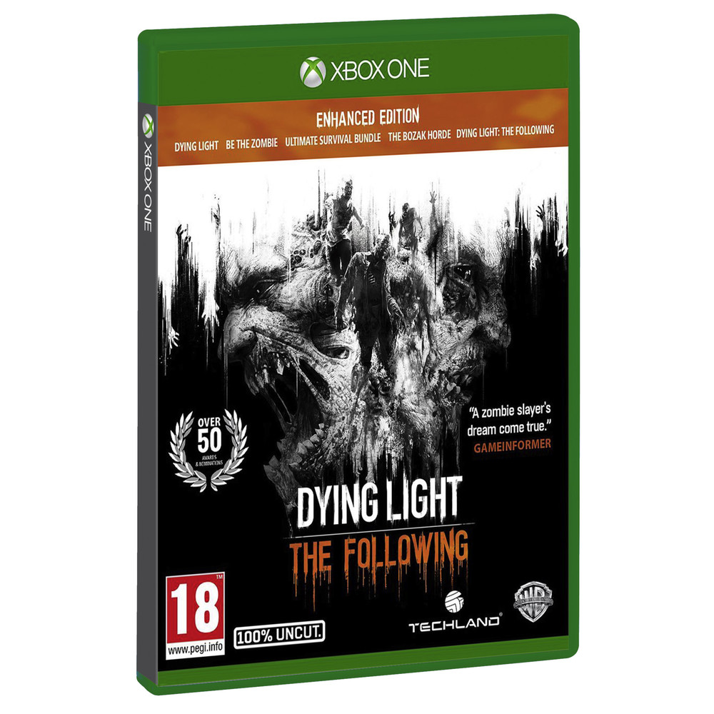 Dying Light-The Following Enhanced Ed.