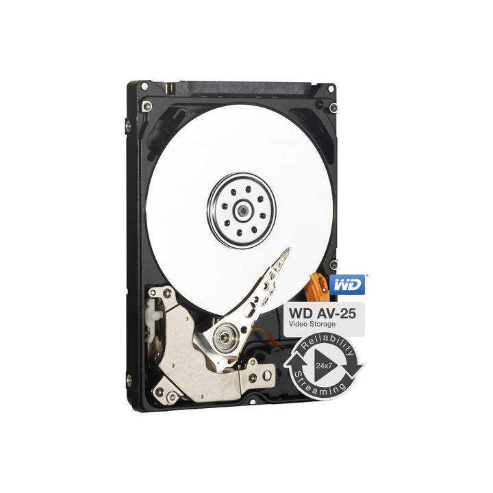 WD Mobile 1 TB HDD HDD Seriale ATA III