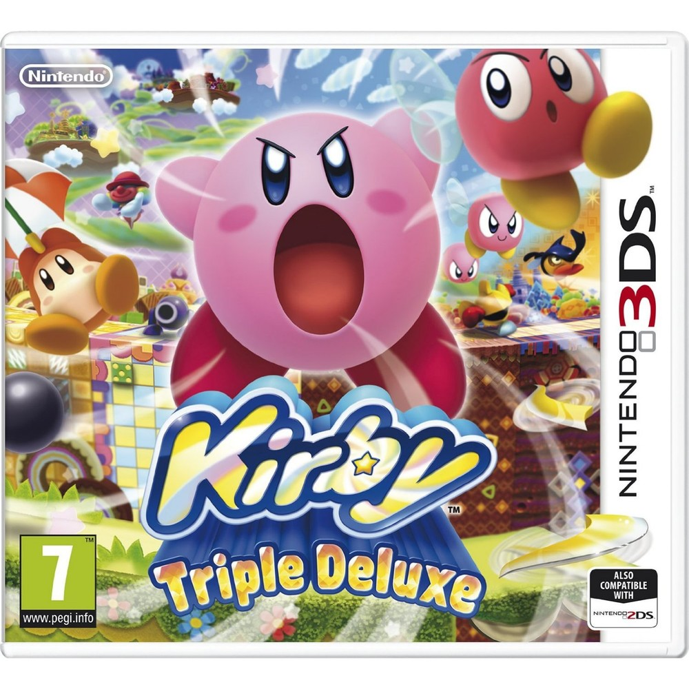Kirby Triple Deluxe (Version D)