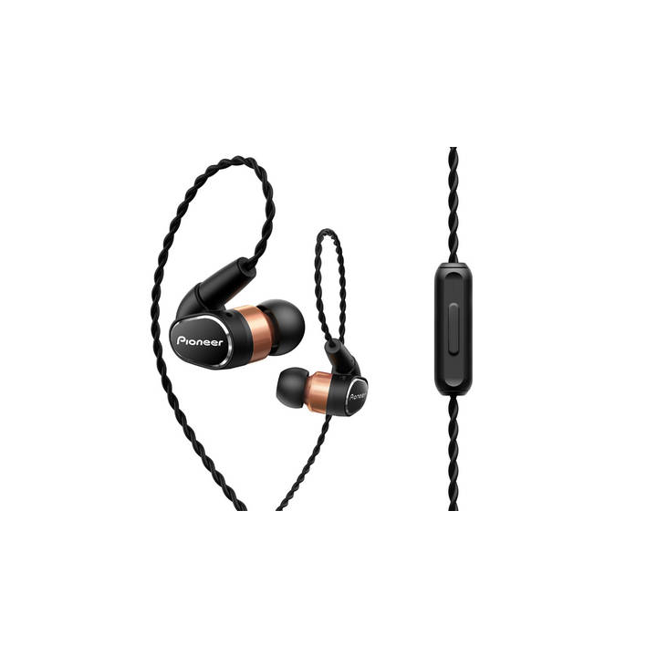 PIONEER SE-CH9T In Ear Black