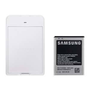 SAMSUNG Battery + Charger