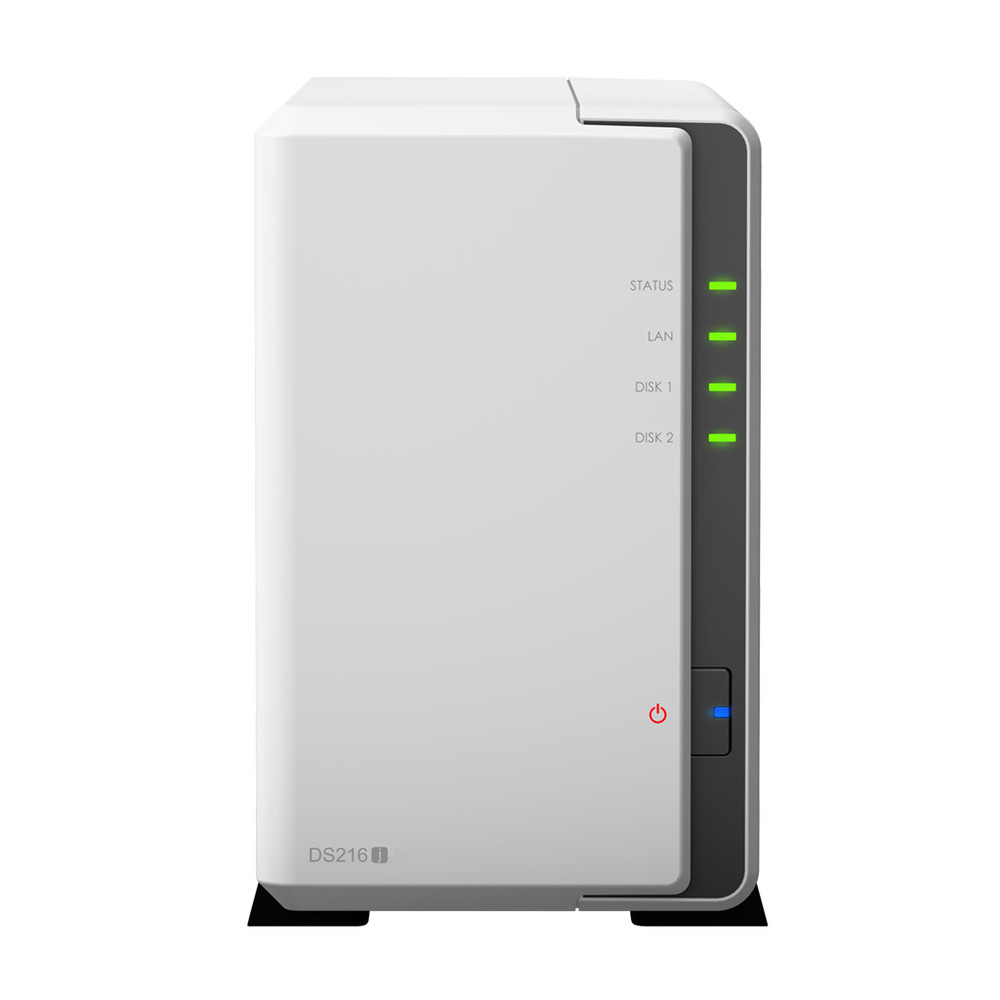 SYNOLOGY DS216j 6TB