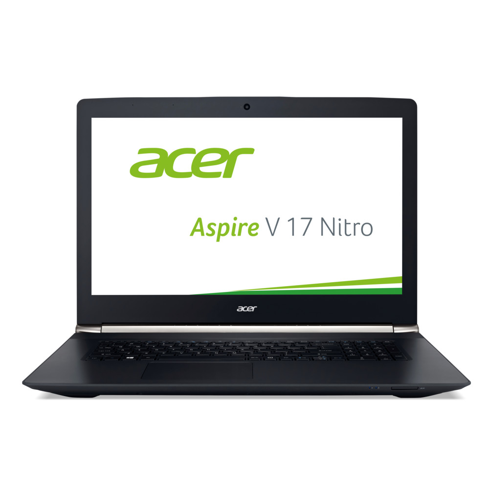 "ACER Aspire VN7-792G-70BJ 17.3"", i7-6700HQ, 16 GB, 1 TB HDD + 256 GB SSD"