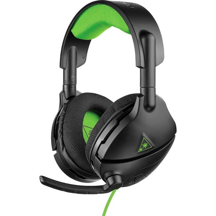 TURTLE BEACH Xbox One Gaming Headset Turtle Beach Stealth 300X Black/Green