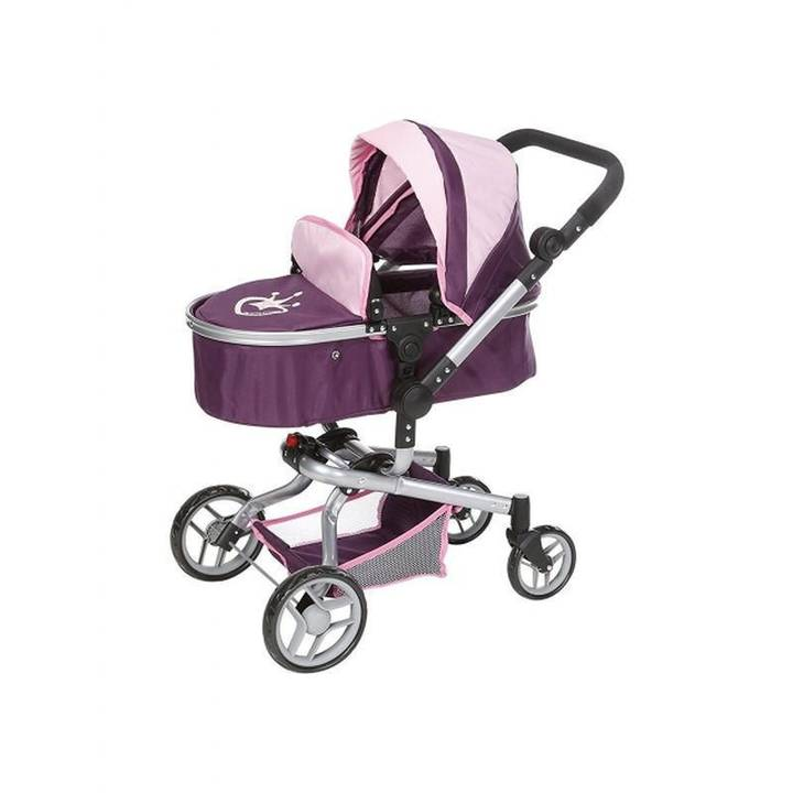 KNORRTOYS Puppenwagen Boonk My Little Princess berry