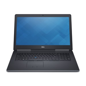 "DELL Precision M7710, 17.3"", i7, 8 GB RAM, 256 GD SSD + 1 TB HDD"