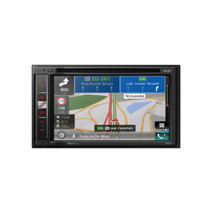 PIONEER AVIC-F980DABAN Automediacenter mit Navigationssystem