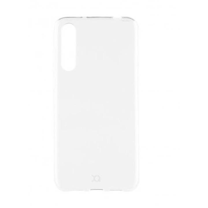 XQISIT Back Cover Flex Huawei P20 Pro Clear