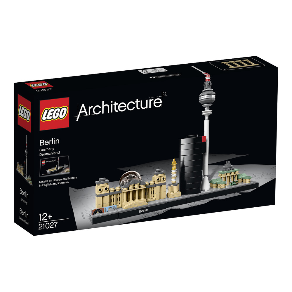 LEGO Architecture Berlin (21027)