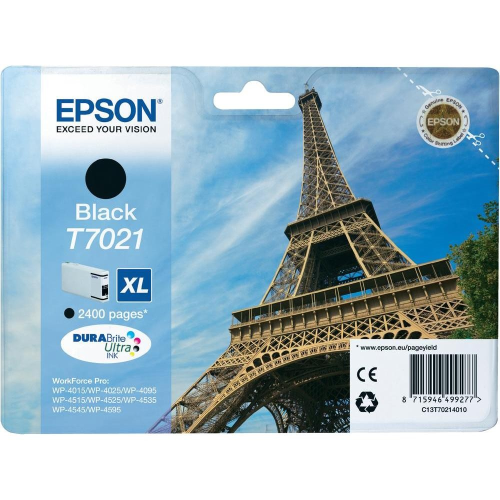 Epson Ink Cartridge, black