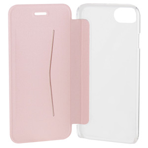 XQISIT Flap Cover Adour für iPhone 7 & 8
