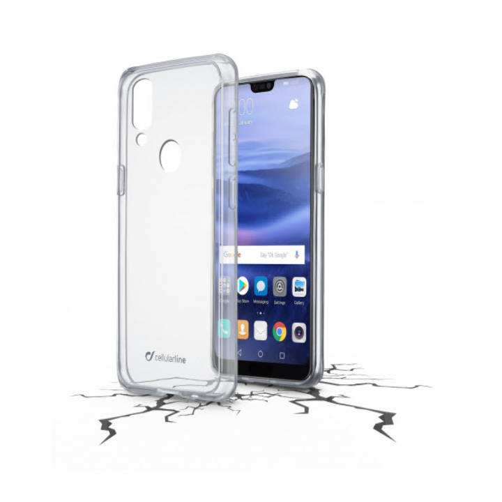 CELLULAR LINE Clear Duo P20 Lite Clear
