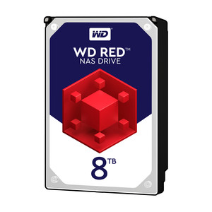 WD Red 8TB Serial ATA III