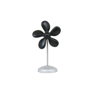 SONNENKÖNIG Flower Fan Black