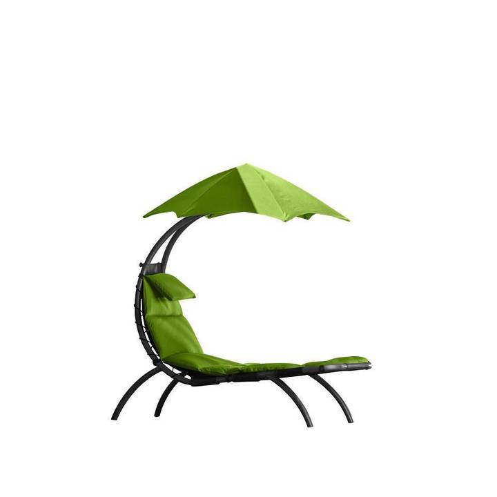 VIVERE Liegestuhl Dream Lounger Green Apple