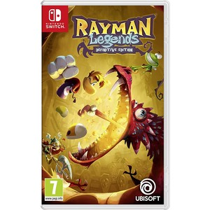 Rayman Legends Definitive Edtion (Version DFI)