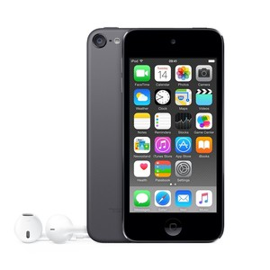 APPLE Digitalplayer iPod touch MKH62FD/A Space Gray