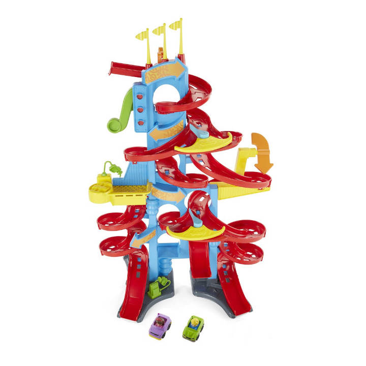 FISHER-PRICE Little People Spielparkhaus