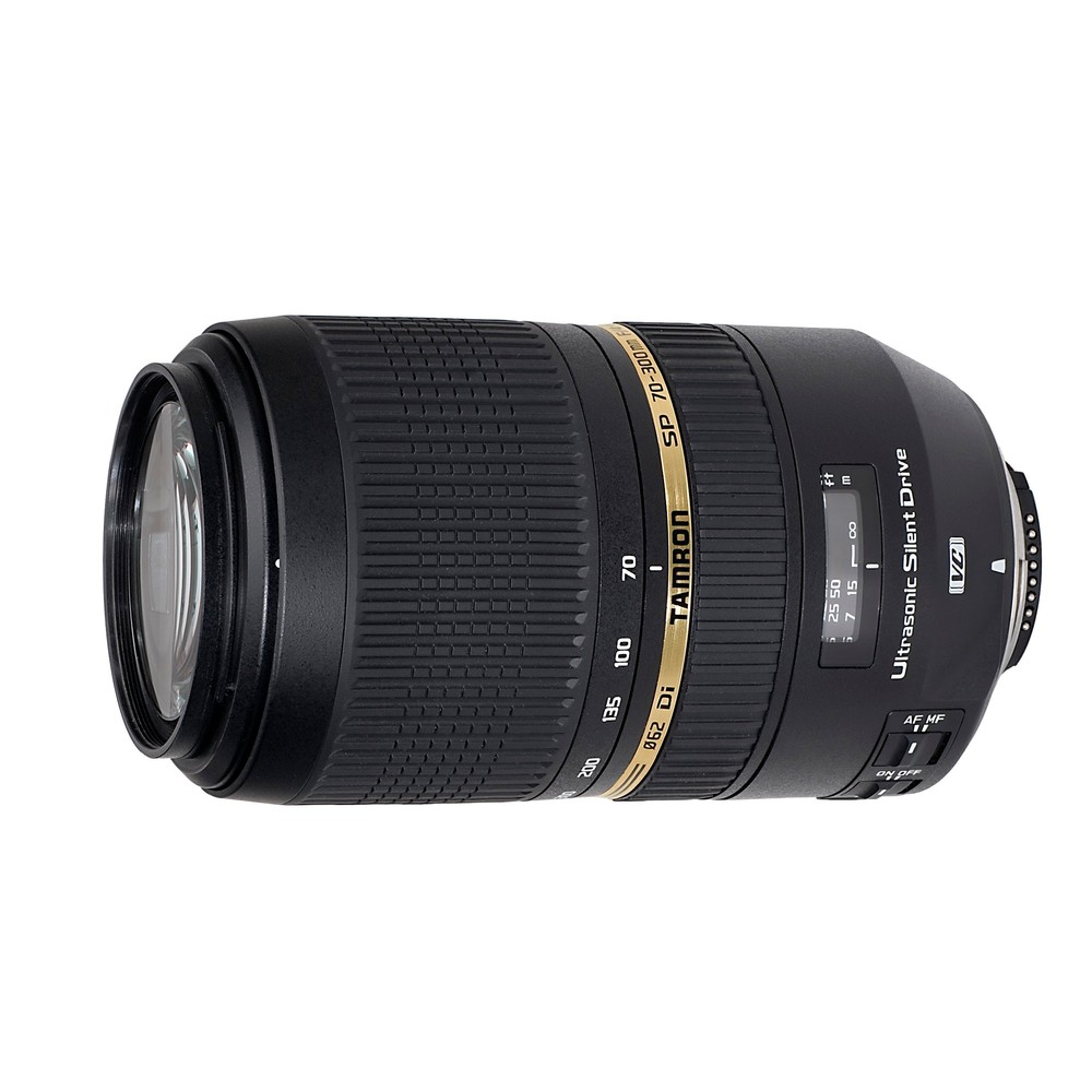TAMRON SP A005 70 mm - 300 mm f/4.0-5.6