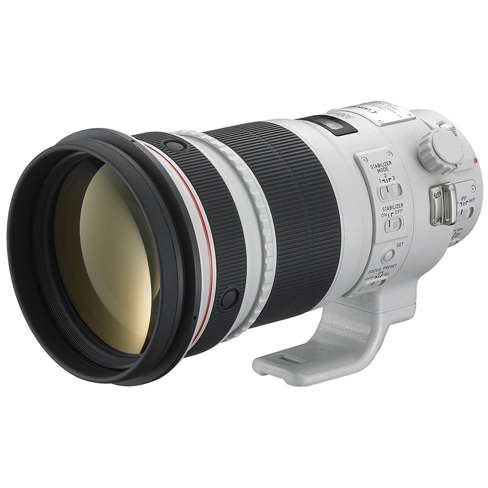 CANON EF 300mm f/2.8 L IS USM II