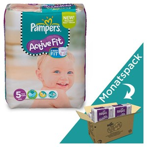 PAMPERS Windeln Active Fit Junior Gr. 5