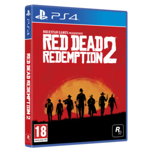 SONY Red Dead 2 Redemption PS4 DE