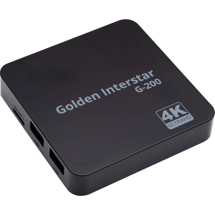 GOLDEN INTERSTAR G-200 Android Box