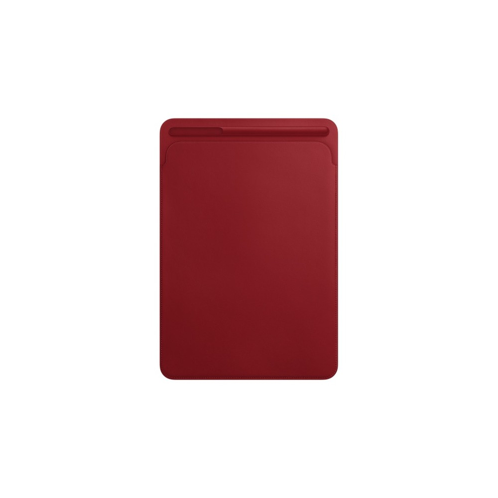 Leather Sleeve f 10.5 iPad Pro RED