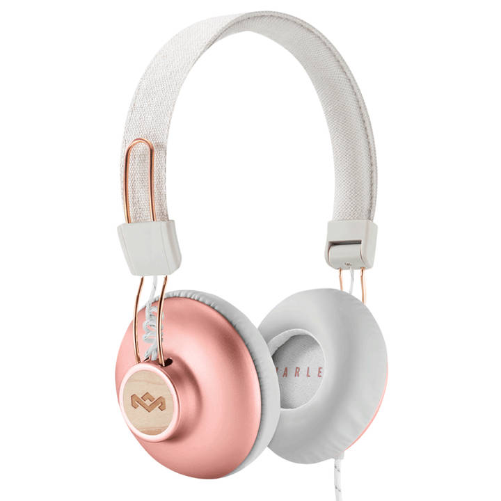 HOUSE OF MARLEY EM-JH121-CP White/Pink