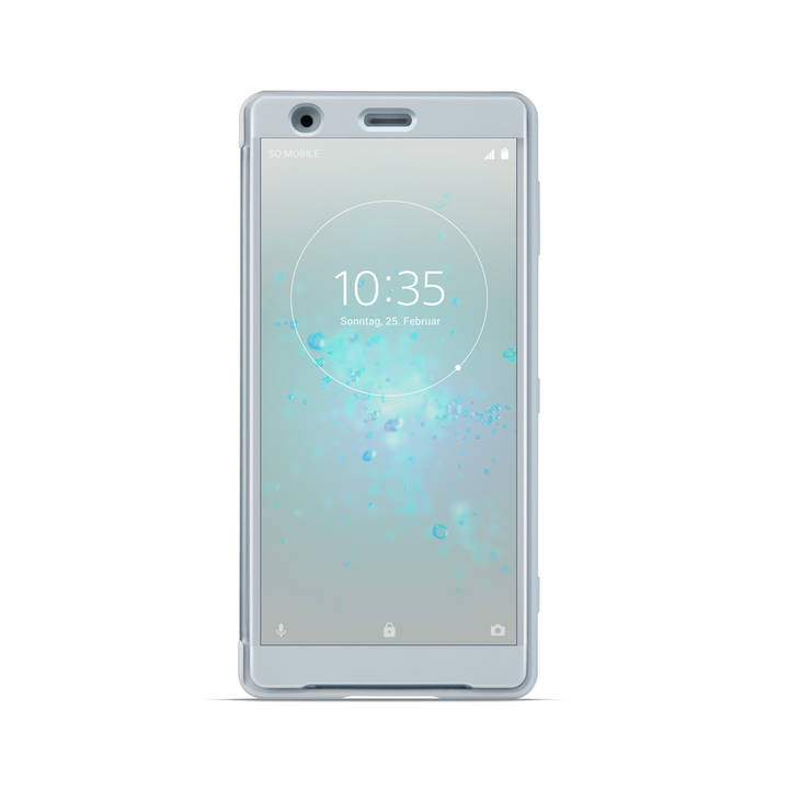 SONY Cover für Xperia XZ2 Grey