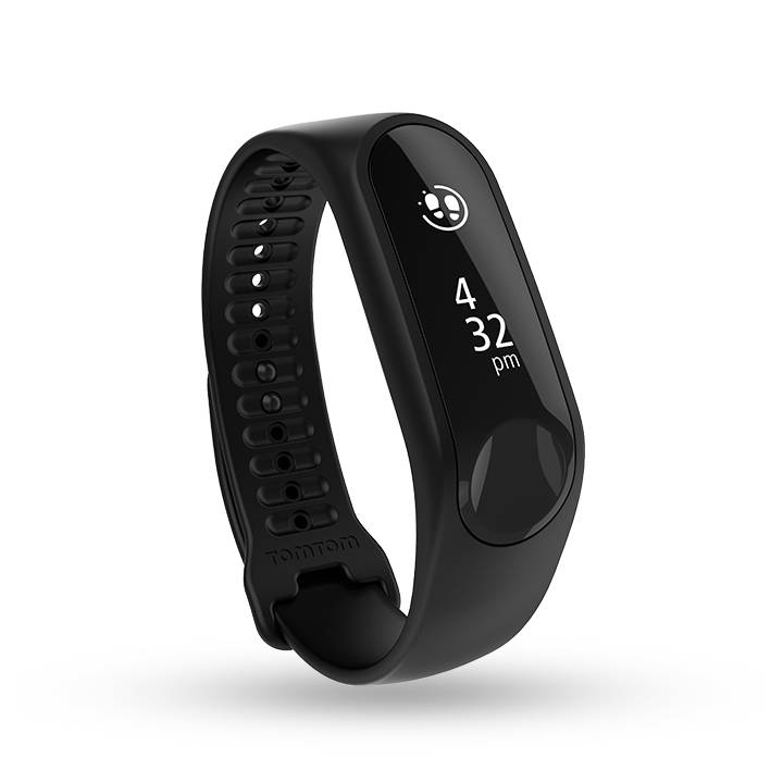 TOMTOM Touch Cardio S Black