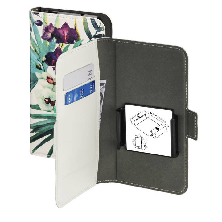 "HAMA Bookcover ""Smart Move - Orchid"", Gr. XL"